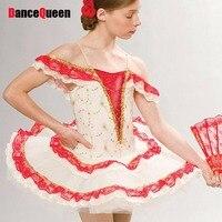 2018 Girls/Lady Swan Lake Ballet Costumes Children/Adult Professional Ballet Tutus Dance Wear Performance Dance Costumes DQ9003