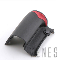 New Body Rubber Cover Grip Shell Replacement Part For Nikon D90 Digital Camera Repair