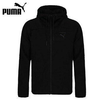 Original New Arrival 2018 PUMA Pace FZ Hoody Men's jacket Hooded  Sportswear