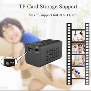 Image 3 - チュウヤミニ WIFI Onvif IP カメラバッテリービデオレコーダー HD 1080 ホームセキュリティ監視スマートライフアプリ Alexa google