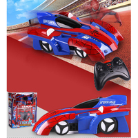 2018 New RC Wall Climbing Car Remote Control Anti Gravity Ceiling Racing Car Electric Toys Machine