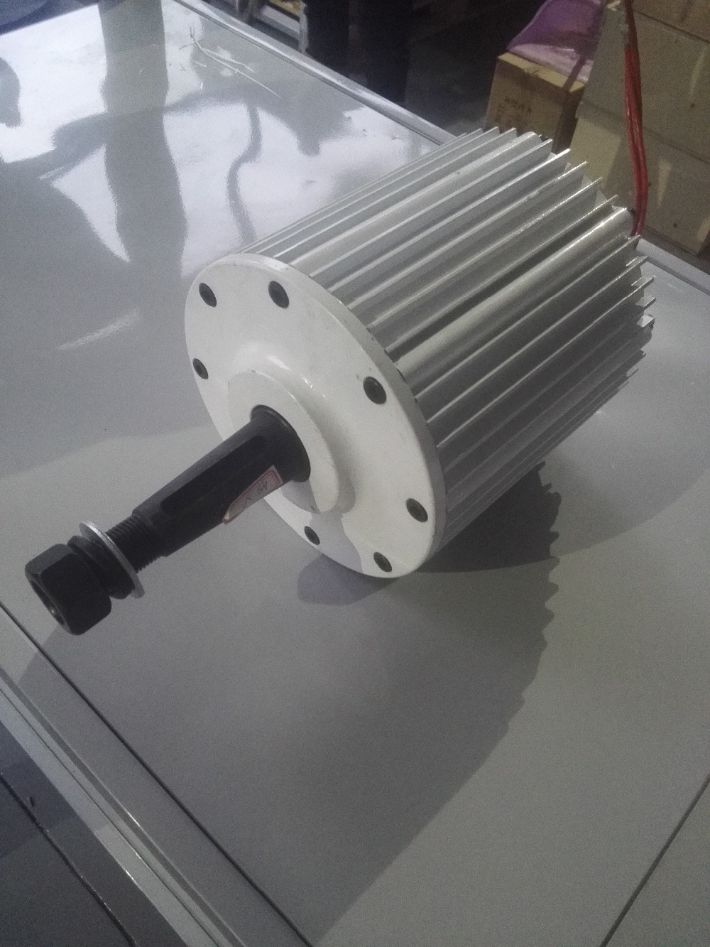 AC 48 v 96 v low rpm brushless permanent magnet alternator for wind generators