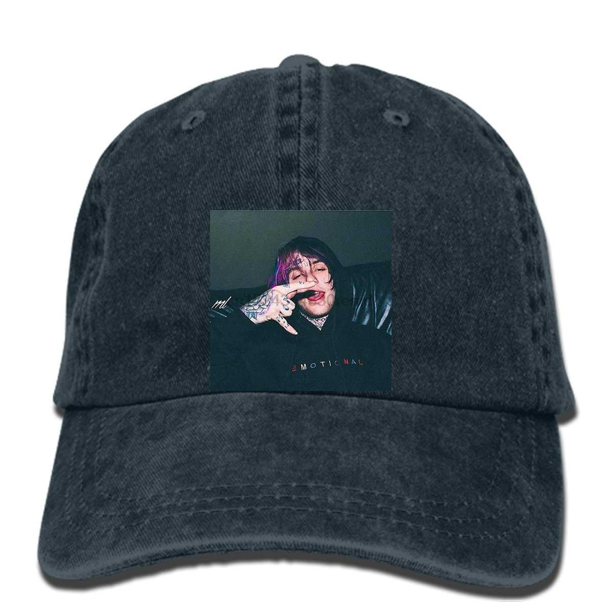 b49fd38011f hip hop Baseball caps Lil Peep Men  caps s hat Gift More and Colors New  Brand