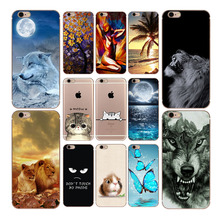 hot deal buy case on hayon 7 for iphone 6 6s 7 8 5 5s phone case soft tpu silicone case for iphone 6 6s 7 8 plus coque fundas iphone 7 case
