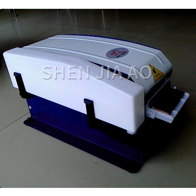 Машина для влажной бумаги крафт бумага влажная бумажная машина смывается водой, крафт бумага бумажная машина для резки и запечатывания ленты машина 1 шт. - 4