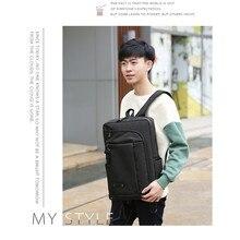 17 Inch Backpack Laptop Backpacks Mens Womens Business Casual Shoulder Unisex Bag Travel College