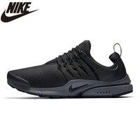 NIKE Male Shoe AIR PRESTO Black Warrior Motion Leisure Time Run Shoe For Men 848187