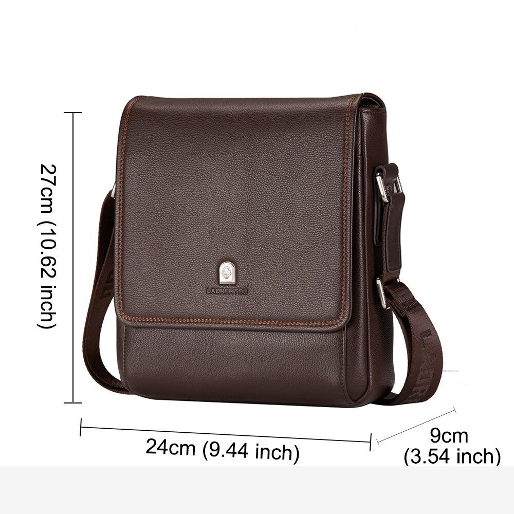 laorentou marca novidade arrival sacolas Tipo1 : Man Bag Men's Bag Business Bag