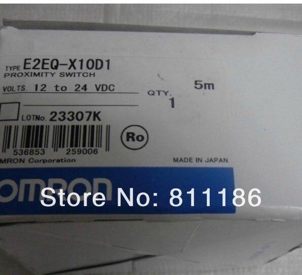 1pcs/lot E2EQ-X10D1 proximity switch is new in stock. 1pcs lot e2e x1b2 proximity switch is new in stock
