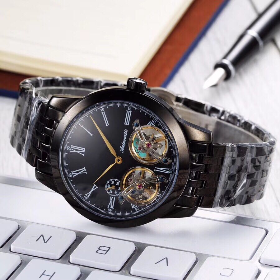 WC0871 Mens Watches Top Brand Runway Luxury European Design Automatic Mechanical Watch цена и фото