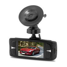 Blackview Mini 2.7 Inch LCD Car HD Driving Recorder Wifi Built-in GPS Navigator Micro TF Card Car DVR With Speaker G1WHT