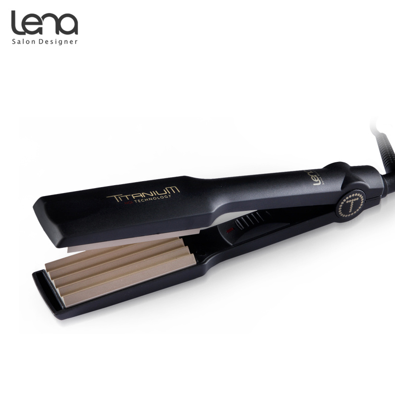 Styler Crimper Curling Iron-Hair Professional Corrugation-Wave-Styling-Tools Corrugated
