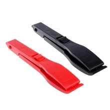 Fishing ABS Plastic Hand Controller Fishing Body 21 5cmx3cm Black Red fishing accessories