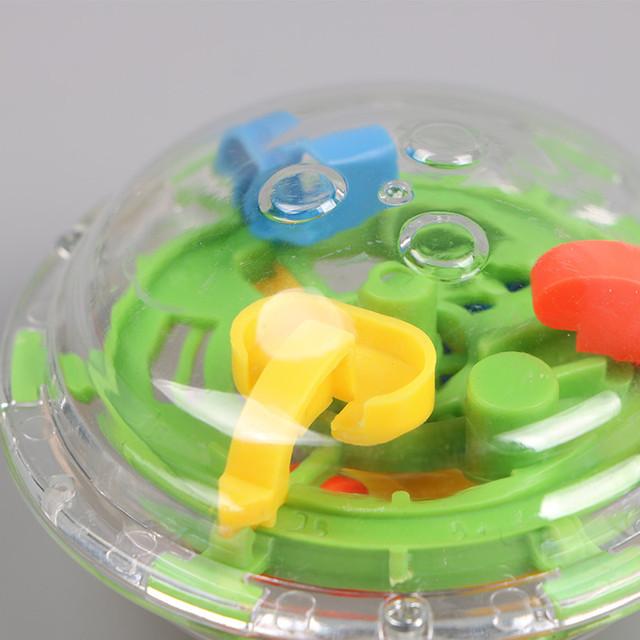 Children's Balancing Ball Maze (Keychain Size)