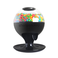 Automatic Candy Dispenser infrared induction Candy Machine Gumball Machine Mini Bubble Gum Machine great for home /gift /office