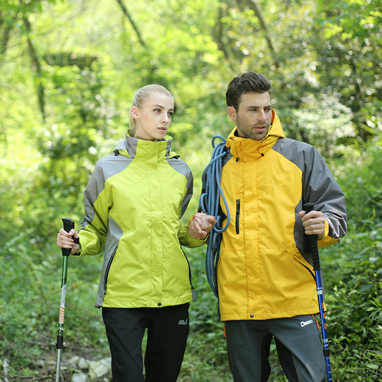 ФОТО  2016 Spring Autumn Men windbreaker Man Outdoor Jackets Camping & Hiking Jackets Tourism Mountain Jackets Waterproof Windproof