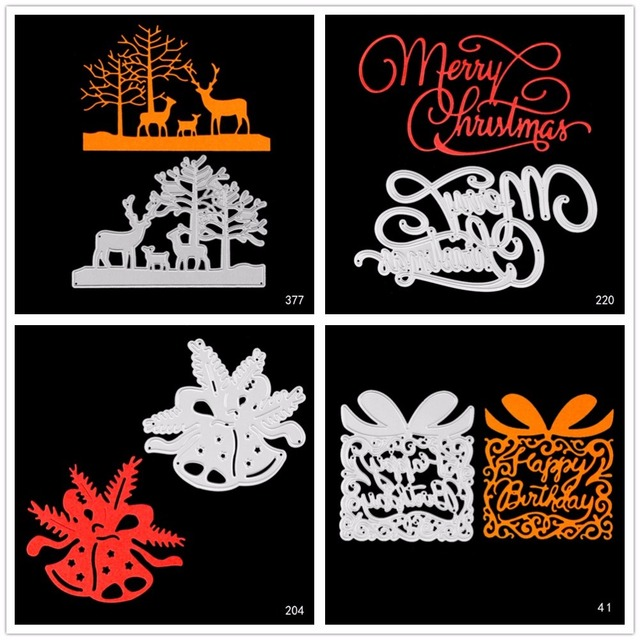 Aliexpress buy azsg merry christmas metal cutting mold azsg merry christmas metal cutting mold embossed diy holiday decoration wedding greeting card m4hsunfo
