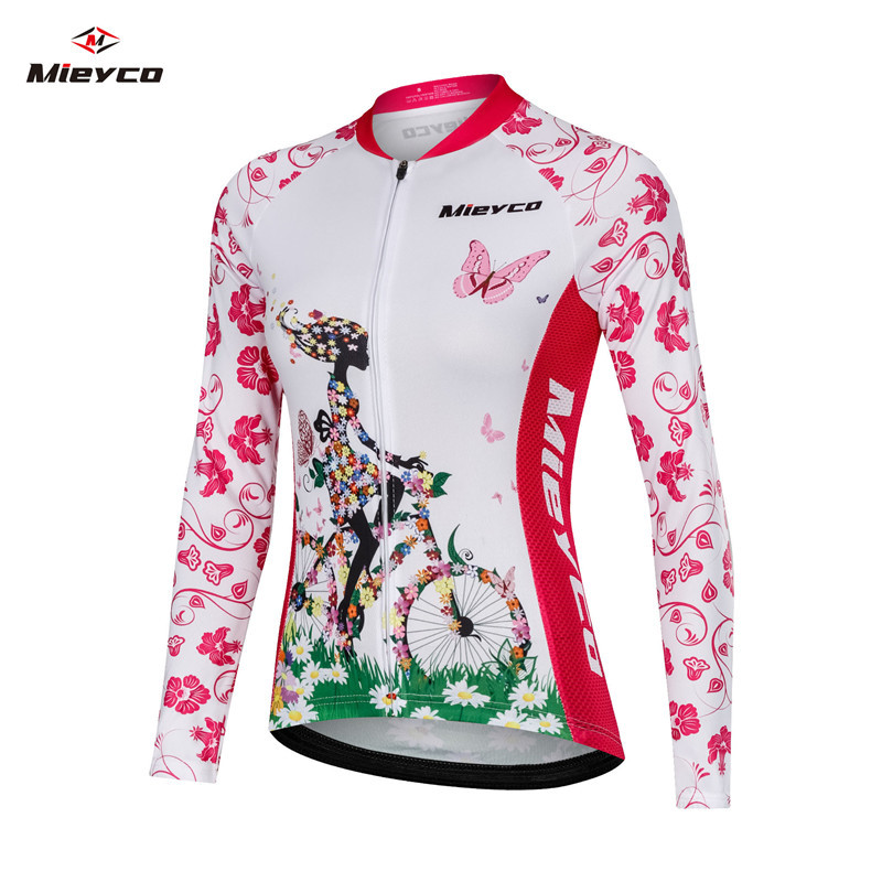 Alert Pro Team Summer Cycling Jersey Women Racing Sport Bicycle Clothing Long Sleeve Breathbale Mtb Bike Jersey Downhill Tops Wear Demand Exceeding Supply Exotic Apparel