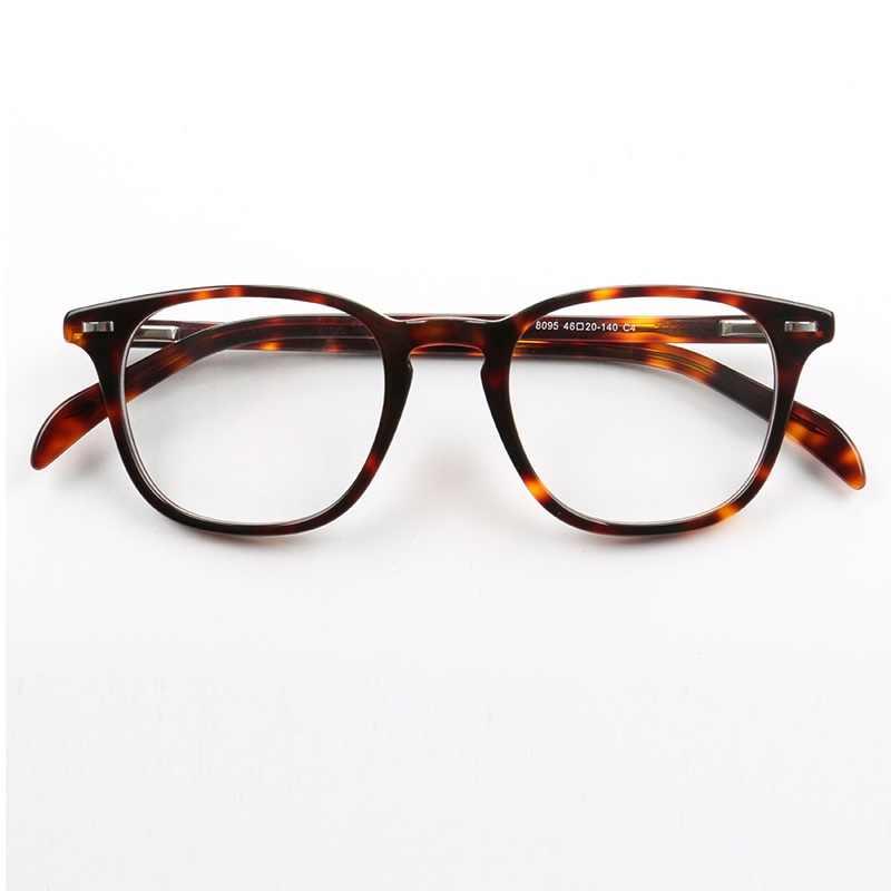 6bcc9db573 Vazrobe Acetate Prescription Glasses Men Women Tortoise Eyewear Optical  Spectacles Multifocal Progressive Anti Blue Photochromic