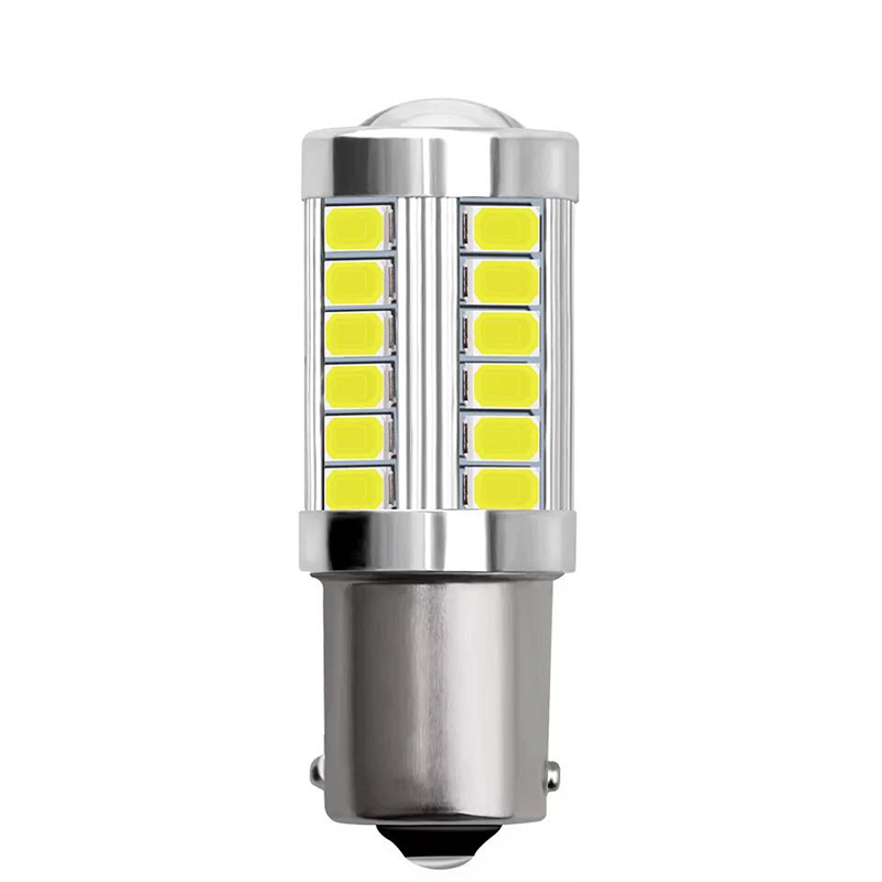 Image 5 - 2PCS 1156 5630 5730 BA15S 7506 P21W LED Car Tail Bulb Brake Lights 12V LED Auto Reverse Fog Lamp Daytime Running Signal Light-in Signal Lamp from Automobiles & Motorcycles