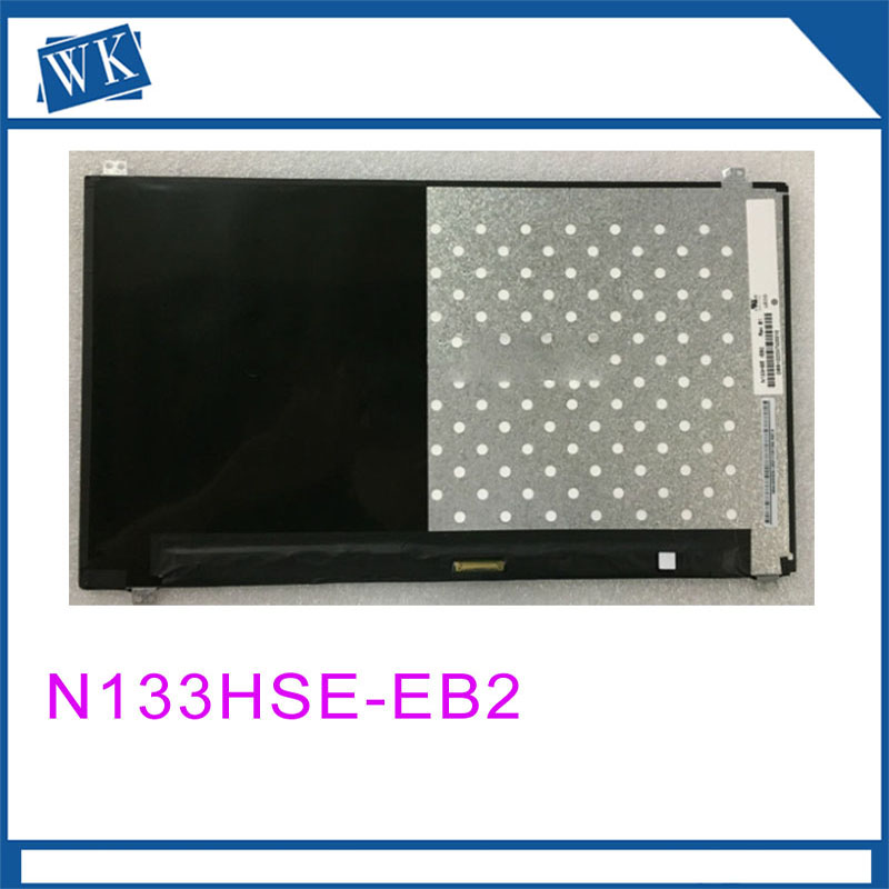 Free Shipping N133HSE-EB2 Rev.B1 1920X1080 EDP Laptop LCD screenFree Shipping N133HSE-EB2 Rev.B1 1920X1080 EDP Laptop LCD screen