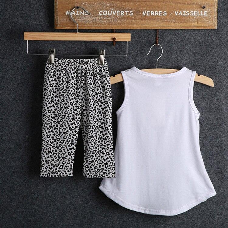 c369b212325fc 2016 New Girls Summer Sets Fashion Vetement Enfant Fille Casual Girl  Clothes Set Cool Ropa Para Ninas Printing Girls Set.  HTB1TwWDJFXXXXapXpXXq6xXFXXX1