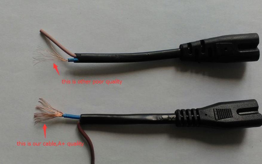 100w multifunktionell bärbar dator AC likströmskort bil laddare - Laptop-tillbehör - Foto 6