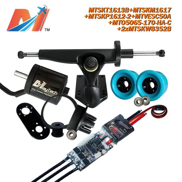 Electric Outboard Motor Kit: Maytech 5065 170kv Waterproof Sensor Outboard Motor And