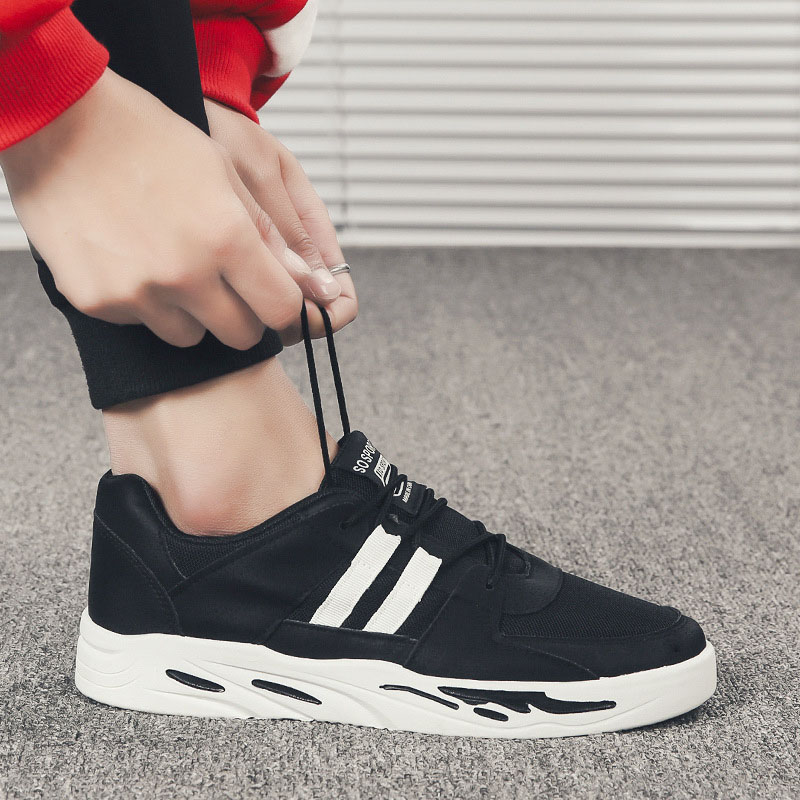 High Quality Cheap Sports Shoes Men Sneakers Men Wild Outdoor Running Shoes Men Comfortable Air Resistant Non slip Sneakers Men in Running Shoes from Sports Entertainment