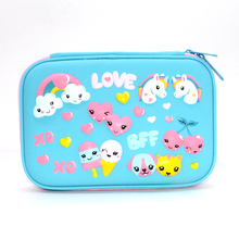 Cute Colorful Pencil Case for Kids