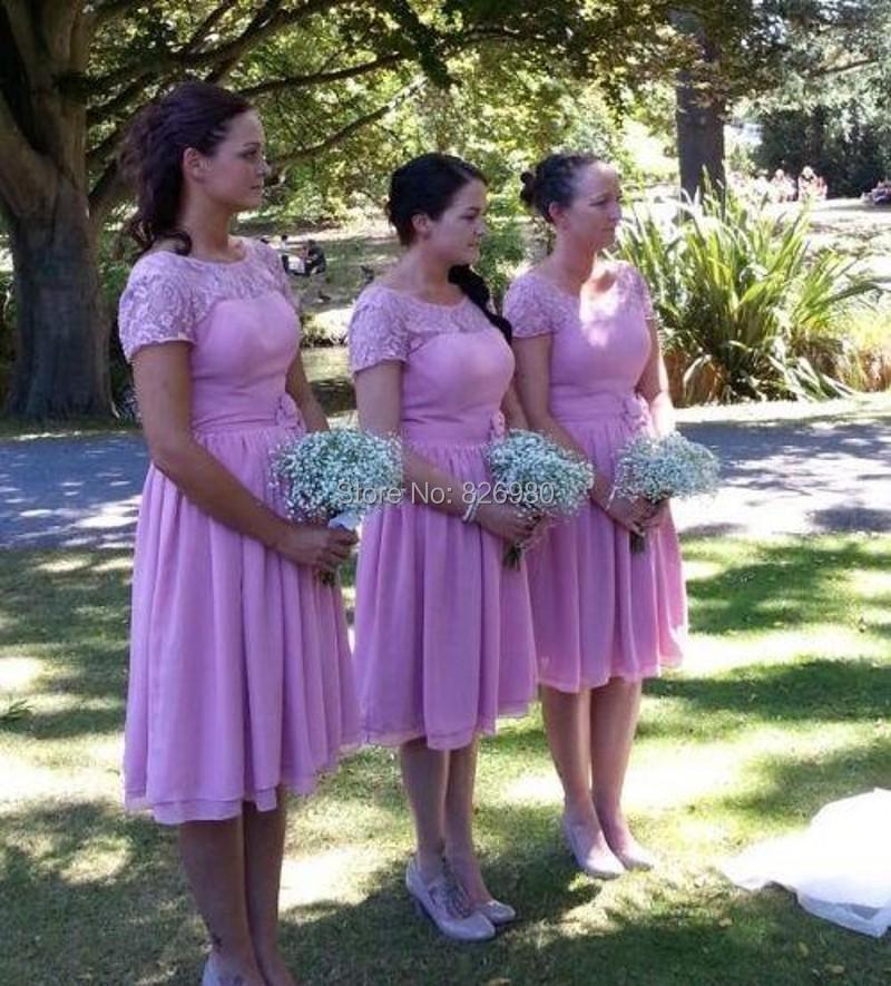 Dorable Bridesmaid Dresses Pewter Ideas Ornamento Elaboración ...