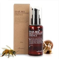 BENTON Snail Bee High Content Essence 60ml Face Serum EGF Essence Skin Care Anti Wrinkles Treatment Scar Cream Korea Cosmetics