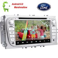 7 Double Din Android 6 0 Car DVD Player In Dash Car Styling Gps Radio Stereo