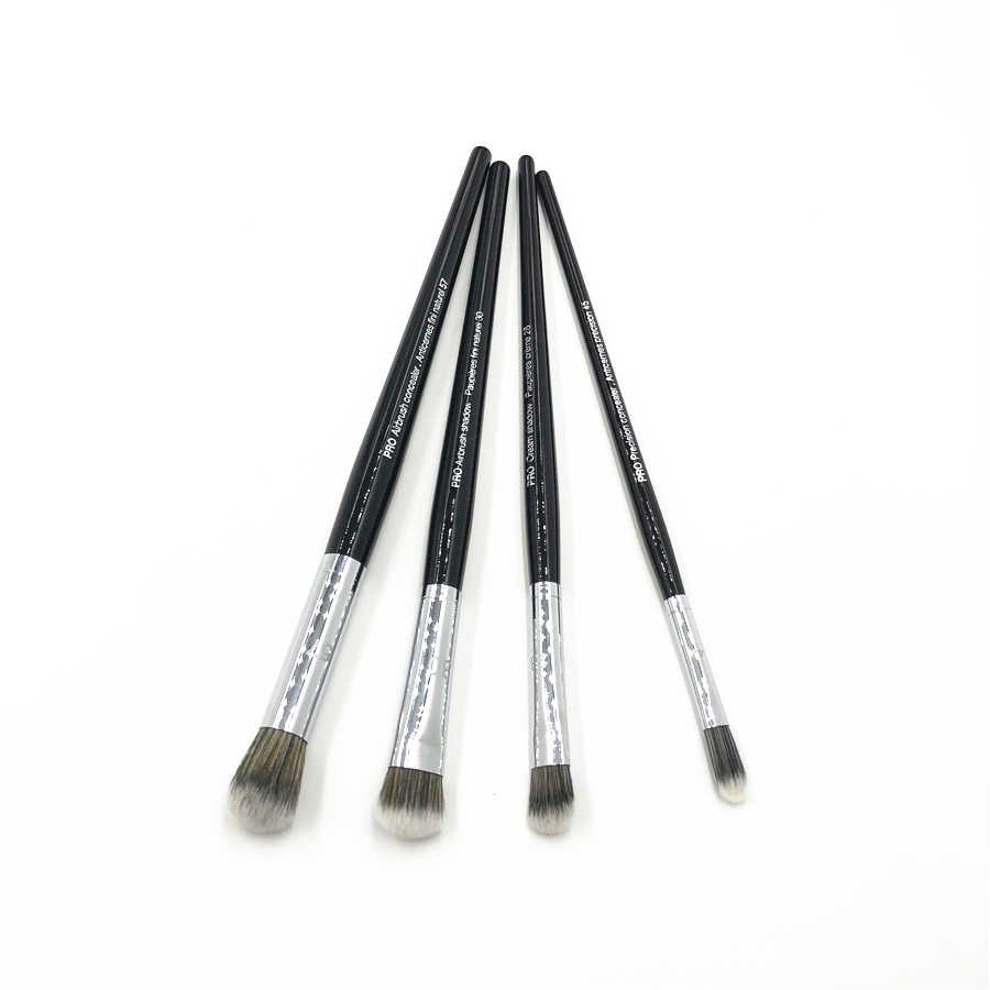 Profesional Cream Eye Shadow Brush Pro Concealer Airbrush Precision Concealer Kuas Make Up 28 30 45 #57