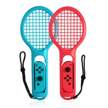 Stickers Tennis-Racket Nintend-Switch Handle-Holder Game-Player NS 2-Game for ACES