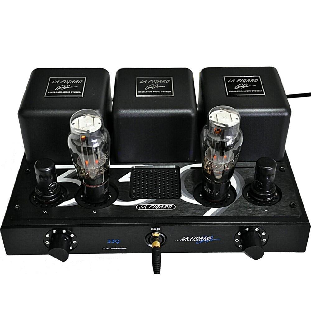 La Figaro 339 Upgrade Version Hifi Music Headphone Amplifier Tube Amplifier AMP appj pa1501a 6ad10 mini tube amplifier upgrade version of pa0901a