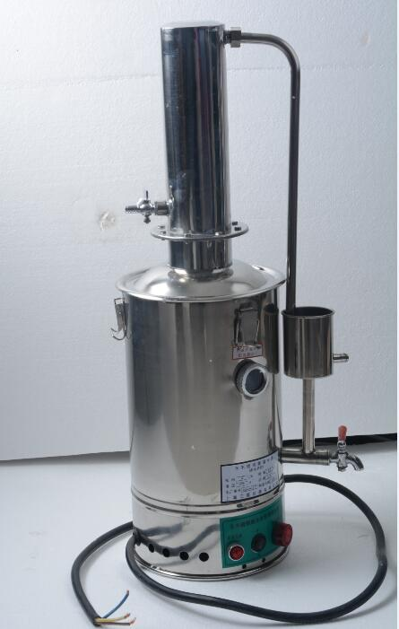 Brand New Auto-electrical Electrothermal Stainless Water Distiller Distilled Water Purifier Machine 5L/h