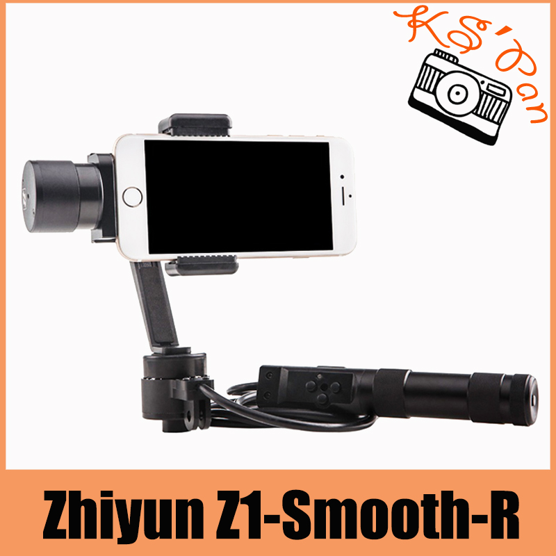 Zhiyun Z1-Smooth-R Devided Version 3 Axis Multifunctional Smartphone Phone Gimbal Stablizer for iPhone 6 6S Plus under 7 inch