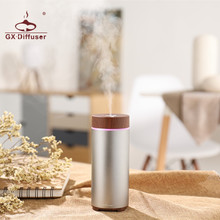 GX.Diffuser 2017 150ml USB GX-W01 Car Essential Oil Diffuser Aroma Diffuser Aromatherapy Air Humidifier Purifier Home Office Spa