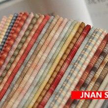 20x20 DIY Япония маленькая ткань группа Пряжа-окрашенная ткань, для шитья Лоскутное шитье ручной работы, сетка полоса точка случайный подарок