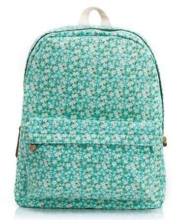 Crianças/Crianças Mochila Coruja Designer Middle School Mochilas Meninas Bonito Coreano Canvas impressão mochila Ensino médio saco Mochila