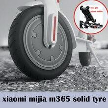 Новое обновление Xiaomi mijia M365 шины трубки колеса смарт-электрический самокат шин вакуумный твердых шин для скейтборда избежать пневматические шины