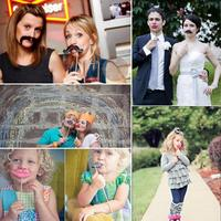 Photo Booth Props Photobooth For Wedding Party Decoration Photo Booth Props Party Mask Glasses Mustache Lip