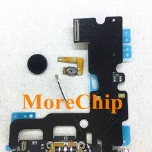 For iPhone 7 7G USB Charger Flex Cable with Home Button Key Flex Ribbon Fix Home Return Function Repair Fingerprint Problem