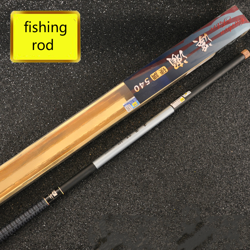 2016 super light hard Taiwan fishing rod stream/river/lake fishing pole 3.6/4.5/5.4/6.3/7.2 m carbon hand rods