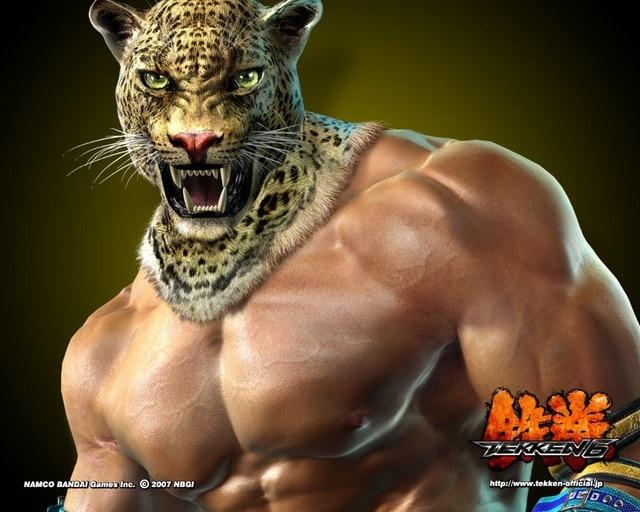Free ShippingKing Tekken 6 GamePoster HD HOME WALL Decor Custom ART PRINT