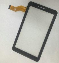 """Gratis Película + Nuevo 7 """"Pantalla táctil Irbis TX75 3G TX74 TX55 TX72 Irbis TX71 Tablet Touch Panel Digitalizador Del Sensor de Envío Gratis"""