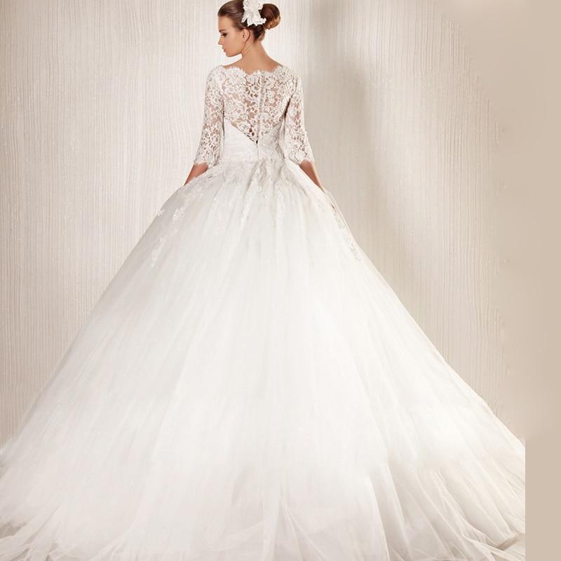 HK1450F China Online Store 2015 Elegant Lace Slim Bride Gown Luxury ...