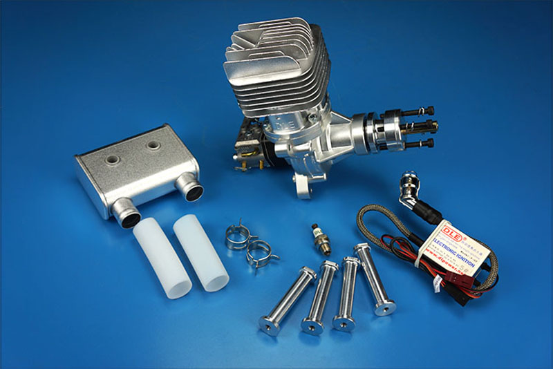 DLE 55 RA original GAS Engine For RC Airplane model hot sell DLE55RA DLE 55RA for