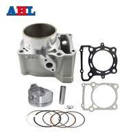 Motorcycle Engine Parts For KAWASAKI KLX300 KLX 300 Air Cylinder Block Piston Kit Cylinder Head Gasket